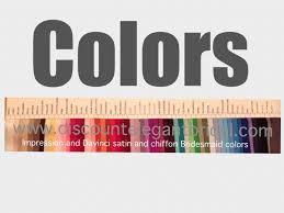 Impression Bridal Color Chart Buy Impression Bridesamaid Dresses Styles 20108 20113