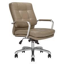 Buy John Lewis Gramercy Office Chair, Lead Grey | John Lewis