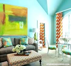 burnt orange and green living room fresh teal and orange living room for burnt orange and