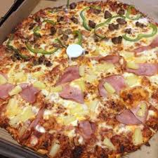 photo of round table pizza san go ca united states half hawaiian