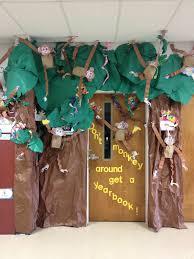 Jungle Decoration K Is For Kinderrific Snowman Freebie Jungle Doors Speech
