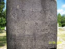 "Mary ""Polly"" Willis Byrd (1815-1890) - Find A Grave Memorial"
