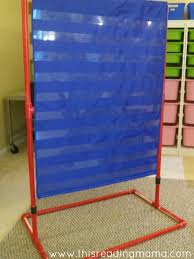How To Make A Pvc Pocket Chart Stand Pocket Chart Stand Out Of Pvc Piping This Reading Mama