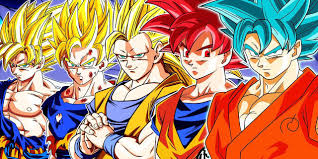 Dragon Ball All The Super Saiyan Levels Ranked Weakest To
