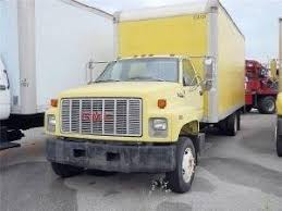 gmc box truck straight trucks for 1 081 listings page 1 gmc box truck straight trucks for