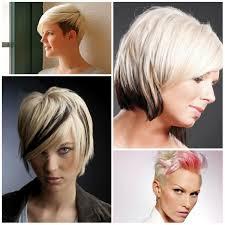 Short Hairstyles Color Short Hair Bob Haircut Highlights Lowlights