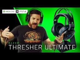 <b>Наушники Razer Thresher</b> 7.1 Ultimate Wireless PS4