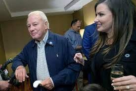 Louisiana public says goodbye to former ...