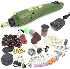 Sanhooii Mini <b>Rotary Tool</b> Kit With <b>105pc</b>- Buy Online in Israel at ...