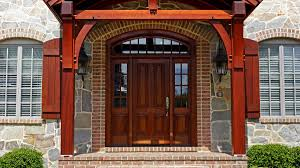 Designing Your Perfect Custom Front Entryway | Vintage Homes and ...