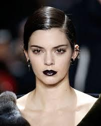 fall beauty 2016 dark lips trend