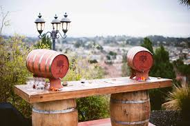 wine barrel bar plans. PRIVATE EVENTS, BAR/RESTAURANTS, Corporate Wine Service Barrel Bar Plans L