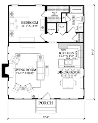 Backyard Bungalow by William E. Poole. 952 sq ft, mother in law cottage  Backyard  Guest HousesBackyard CottageBackyard IdeasHouse ...