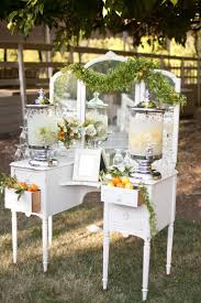 What a unique Wedding Hydration Station. Read on for more inspiration! Wedding  Reception IdeasAntique ...