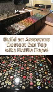 Best 25+ Bottle top tables ideas on Pinterest | Beer bottle top crafts, Bar  top tables and Bottle cap table