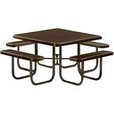 lifetime 44 round picnic table photo 3