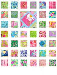 Lilly Pulitzer Pattern Identification