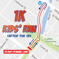 course map the superhero race new orleans Superhero Map superhero race 2017 1k kids' run course map super hero map minecraft