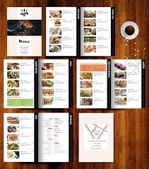 Food Menu Design Design Templates Menu Templates Wedding Menu Food Menu Bar