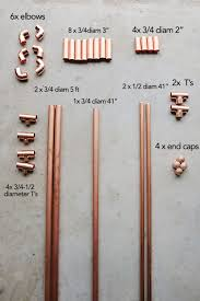 Copper Pipe Coat Rack Classy DIY Copper Clothing Rack Darling Darleen A Lifestyle Design Blog