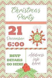 Class Party Invitation Potluck Holiday Party Invitation Holiday Class Party Volunteers Sign