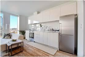 Kitchen Theme For Apartments Enchanting White Studio Apartment Ifresh Design