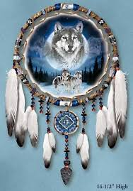 Dream Catchers India Cool Native American Dreamcatchers Of The Wild Wolf Art Native