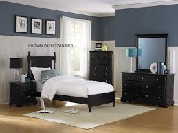 Homelegance Morelle Bedroom Set - Black