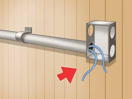 how to install electrical conduits