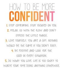 Be Confident Quotes