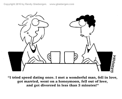 speed dating after divorce