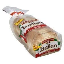 white bread brands. Plain White Pepperidge Farm Italian White In Bread Brands C