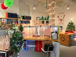 office cubicle christmas decorations. Wonderful Decorations Image Of Awesome Cubicle Christmas Decorating Ideas With Office Decorations A