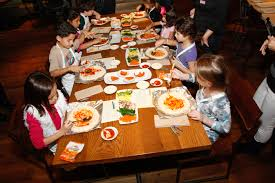 Fun Ideas For Kids  Pizza Party Extraordinaire LA Parent - California pizza kitchen stamford ct