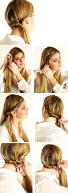 Quick Ponytail Hairstyles 25 Best Ideas About Teen School Hairstyles On Pinterest Simple