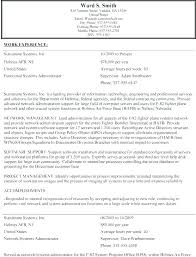 federal government cover letters federal cover letter template