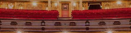 Seating Plan State Theatre