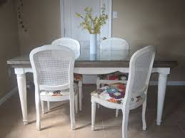 home engaging grey and white table 4 dining room best with set on ideas grey and