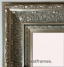 silver antique picture frames. Elegance Ornate Embossed Wood Picture Frame Silver Gold Antique Frames G