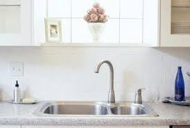 caulking kitchen backsplash. The Caulk Protects Wall Under Backsplash From Water Damage. Caulking Kitchen