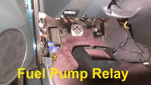 troubleshooting 1995 98 s14 fuel pump relay issues 240sx fuel pump relay