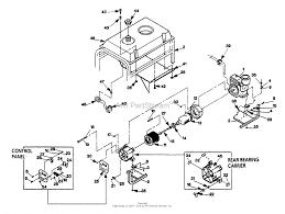 Briggs and stratton power products 9569 1 3cz12b 4000 watt diagram tecumseh engine generator model 3zc12c