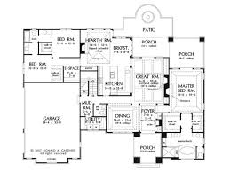 ranch house plans with sunken living room awesome 114 best house plans images on