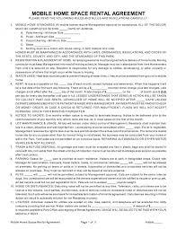 Home Rental Agreements. Sample Short Term Vacation Rental Agreement ...