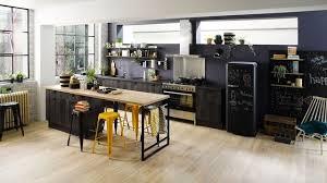 Plan De Cuisine Moderne Avec Ilot Central Habitsofhappinessco