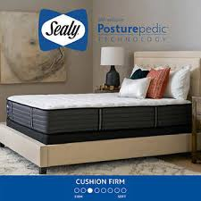 mattress firm beds. Brilliant Beds Sealy Posturepedic Response Premium West Salem Cushion Firm Queen Mattress  Only On Beds I