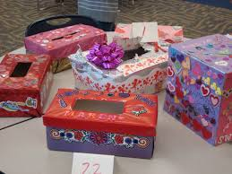 How To Decorate A Valentine Box Making a decorated box at school so other kids could give you a 13