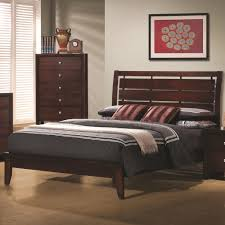 Phantasy Bed Headboard Ideasfrom Coaster Serenity Queen Headboard Bed Then  Cut Out Design Q in Headboard