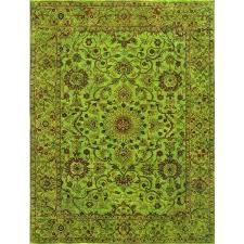 overdyed vintage rugs nz