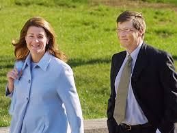 Bill and Melinda Gates Wedding Pic (Page 1) - Line.17QQ.com